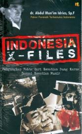 Indonesia xfiles cover