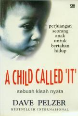 A Child Called It Cover