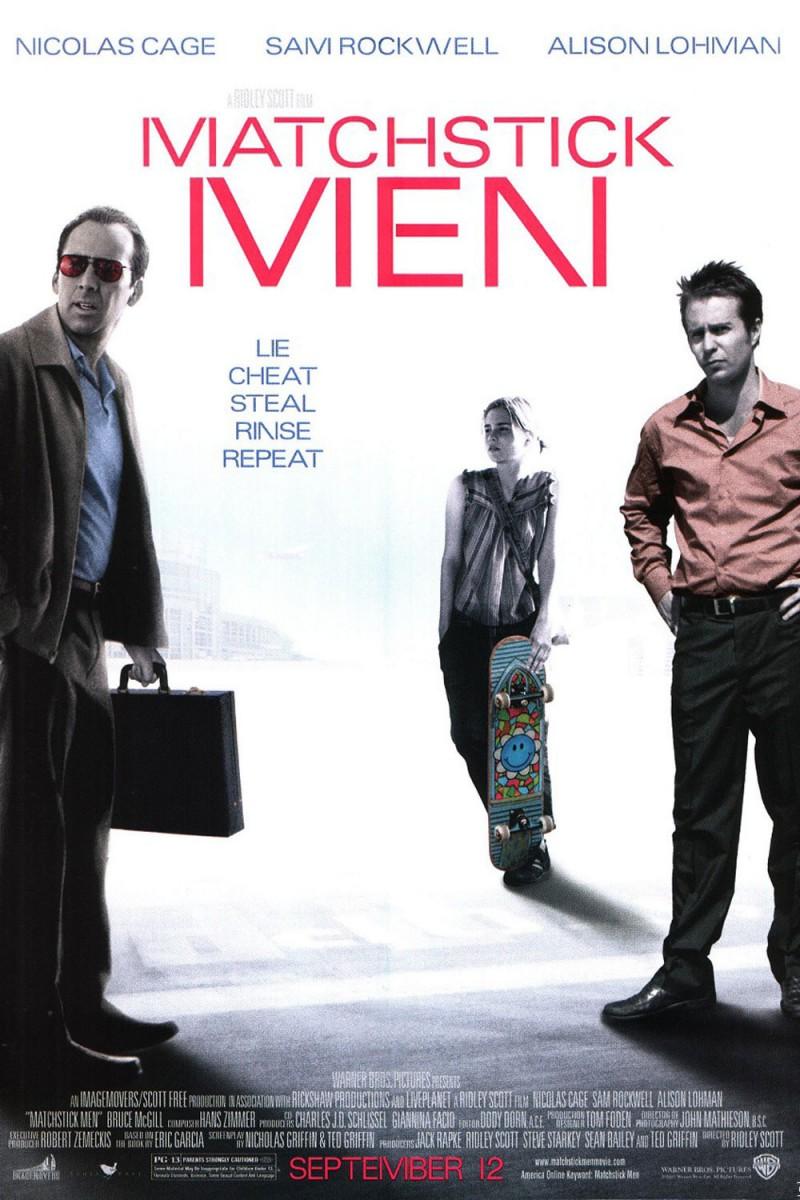 Matchstick Men (2003)   Age Quod Adis